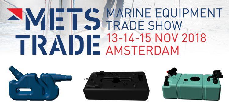 RPC Promens exhibits at METSTRADE 2018, 13-15 Nov 2018 in Amsterdam